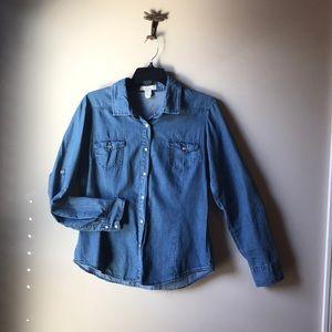 Denim shirt  Japna brand